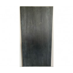 Gneiss black rectified 60x120