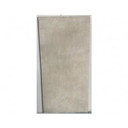 Planet taupe rectified 60x120